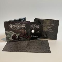 Nigrum Tenebris - I am the Serpent Digipack (CD)