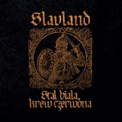 Slavland - Stal biała, krew czerwona (CD)