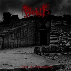 Wodulf - ...from the Corpsegates (LP)