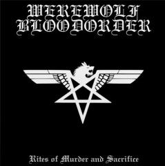 Werewolf Bloodorder - Rites of Murder and Sacrifice (LP)