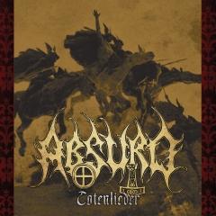 Absurd - Totenlieder (CD)
