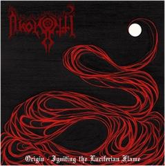 Akolyytti - Origin – Igniting The Luciferian Flame (LP)