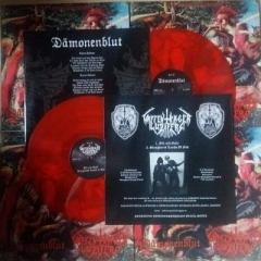 Dämonenblut / Waffenträger Luzifers - Des Teufels Mordgesindel (LP)