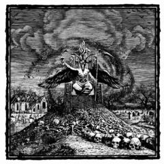 Deus Mortem - Demons of Matter and the Shells of the Dead (LP)