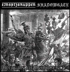Einsatzgruppen / Shadowgate - Return Of Insurgency (CD)