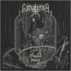 Graveland - Thousand Swords (CD)