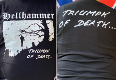 Hellhammer - Triumph of Death (TS)