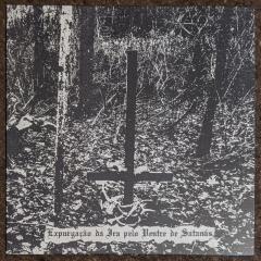 Irae / Wømb / Ordem Satânica - Expurgação da Ira pelo Ventre de Satanás (LP)