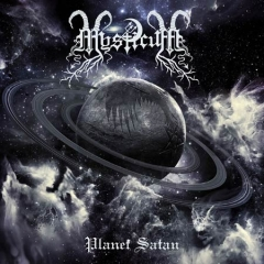 Mysticum - Planet Satan (CD)