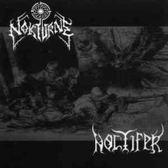 Noctifer / Nokturne - Wargod Domination (CD)