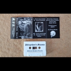 Phlegethons Majesty - Demo II - Comdemned To Dwell In The Forbidden Chasm (CS)