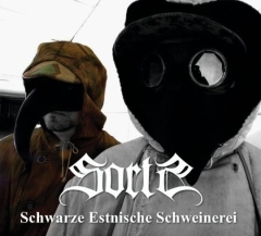 Sorts - Schwarze Estnische Schweinerei (CD)