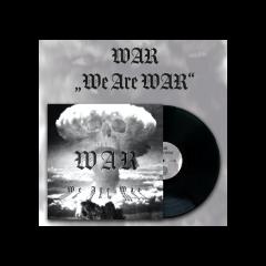 WAR - We are WAR! (LP)