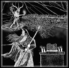 Nightwalker / Winterfullmoon / Lord Frimost - SplitCD